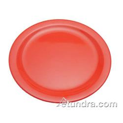 Carlisle - 4350005 - Dallas Ware® Dinner Plate 10 1/4 in Red image