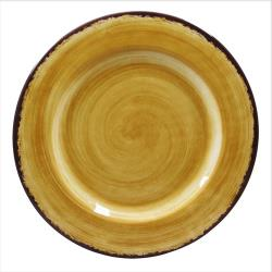 Carlisle - 5400113 - 11 in Amber Mingle Dinner Plate image