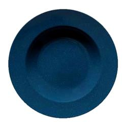 GET Enterprises - B-1611-TB - Texas Blue 16 oz Wide Rim Bowl image