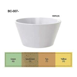 GET Enterprises - BC-007-T - Supermel I Tan 8 oz Bouillon Cup image