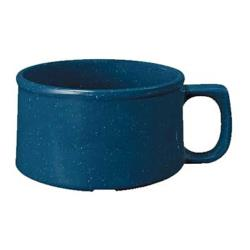 GET Enterprises - BF-080-TB - Texas Blue 11 oz Soup Mug image
