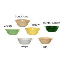 GET Enterprises - DN-313-HG - Supermel I Hunter Green 13 oz Grapefruit Bowl image