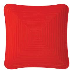 GET Enterprises - ML-63-RSP - Red Sensation 10 1/4 in Square Plate image