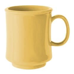 GET Enterprises - TM-1308-SQ - Harvest Squash 8 oz Stacking Mug image