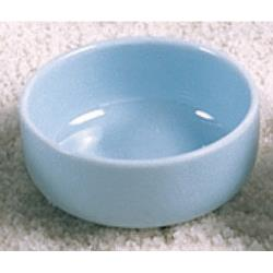 "Thunder Group - 1945 - 4 1/2"" Blue Jade Bowl image"