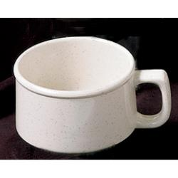 Thunder Group - AD9016WS - 8 oz. San Marino Soup Mug image