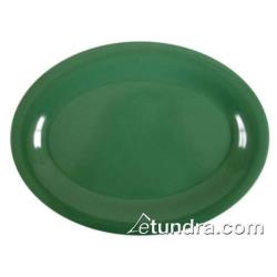 "Thunder Group - CR209GR - 9 1/2"" x 7 1/4"" Green Platter image"