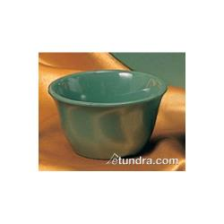 Thunder Group - CR303GR - 7 oz Green Bouillon Cup image