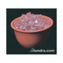 Thunder Group - CR303RD - 7 oz Red-Orange Bouillon Cup image