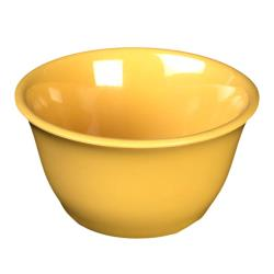 Thunder Group - CR303YW - 7 oz Yellow Bouillon Cup image