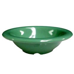 Thunder Group - CR5044GR - 4 oz Green Salad Bowl image