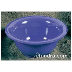 "Thunder Group - CR5510BU - 10 oz x 5 3/8"" Blue Soup Bowl image"