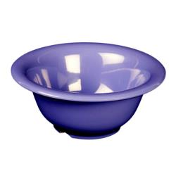 "Thunder Group - CR5510BU - 10 oz x 5 3/8"" Purple Soup Bowl image"