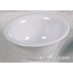 "Thunder Group - CR5510W - 10 oz x  5 3/8"" White Soup Bowl image"
