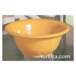 "Thunder Group - CR5510YW - 10 oz x 5 3/8""  Yellow Soup Bowl image"