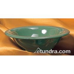 Thunder Group - CR5712GR - 12 oz Green Soup Bowl image