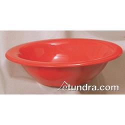 Thunder Group - CR5712PR - 12 oz Pure Red Soup Bowl image