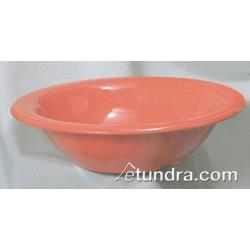 Thunder Group - CR5712RD - 12 oz Red-Orange Soup Bowl image