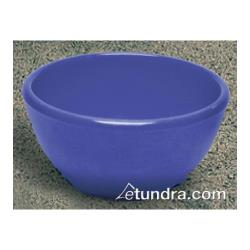 "Thunder Group - CR5804BU - 10 oz x 4 5/8"" Blue Soup Bowl image"