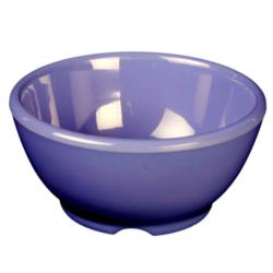 "Thunder Group - CR5804BU - 10 oz x 4 5/8"" Purple Soup Bowl image"