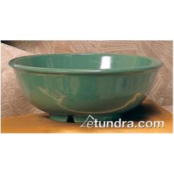 Thunder Group - CR5807GR - 24 oz Green Salad Bowl image