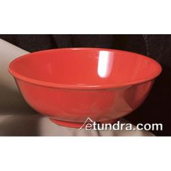 Thunder Group - CR5807PR - 32 oz Pure Red Salad Bowl image