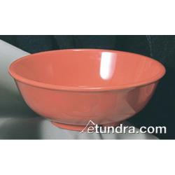 Thunder Group - CR5807RD - 32 oz Red-Orange Salad Bowl image