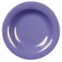 Thunder Group - CR5809BU - 13 oz Purple Salad Bowl image