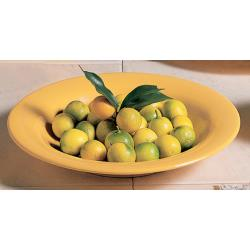Thunder Group - CR5809YW - 13 oz Yellow Salad Bowl image