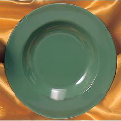 Thunder Group - CR5811GR - 16 oz Green Pasta Bowl image