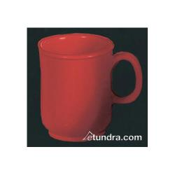 Thunder Group - N-901PR - 8 oz Pure Red Bulbous Mug image