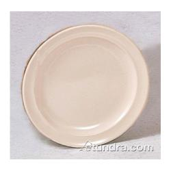 "Thunder Group - NS105T - 5 1/2"" Nustone Tan Round Plate image"