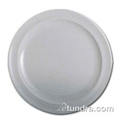 "Thunder Group - NS106W - 6 1/2"" Nustone White Round Plate image"