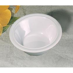 Thunder Group - NS307W - 12 oz Nustone White Soup/Cereal Bowl image