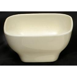 Thunder Group - PS3103V - 4 oz. Passion Pearl Square Bowl image