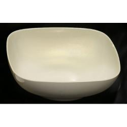 Thunder Group - PS3111V - 128 oz. Passion Pearl Square Bowl image