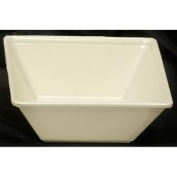 Thunder Group - PS5005V - 8 oz. Passion Pearl Square Bowl image