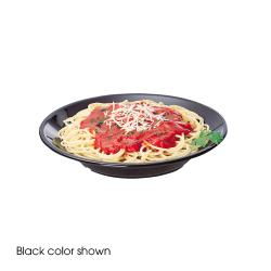 Cambro - 90SPCW110 - Camwear®  9 in Round Black Soup Bowl image
