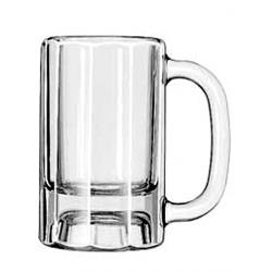 Libbey Glassware - 5019 - 10 oz Full Paneled Beer Mug image