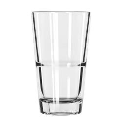 Libbey - 15789 - 14 oz Restaurant Basics Stackable Mixing Glass image