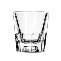 Libbey Glassware - 5131 - 4 oz Partial Paneled Old Fashioned Glass image