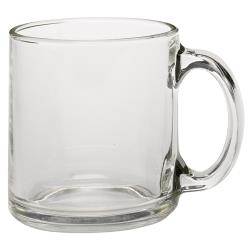 Espresso Supply - 09066 - 13 oz Glass Mug image