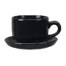 ITI - 822-05 - 16 Oz Cancun™ Black Latte Cup image