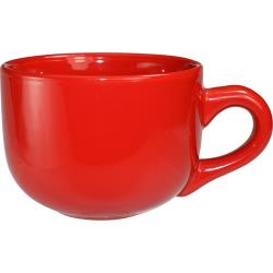 ITI - 822-2194 - 16 oz Cancun™ Stanford Red Latte Cup image