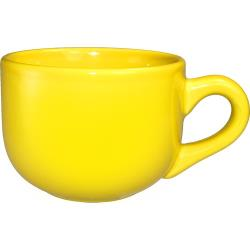 International Tableware - 822-242 - 14 Oz Cancun™ Yellow Latte Cup image