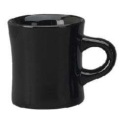 ITI - 82245-05 - 10 Oz Cancun™ Black Diner Mug image