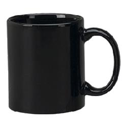 ITI - 87168-05 - 12 Oz Cancun™ Black C-Handle Mug image