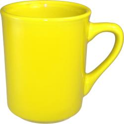 ITI - 87241-242 - 8 1/2 Oz Cancun™ Yellow Toledo Mug image