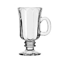 Libbey Glassware - 5294 - 8 1/4 oz Optic Irish Coffee Mug image