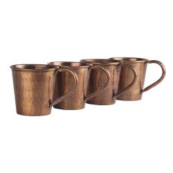 Commercial - B00FV9HITG - 12 oz Copper Mug image